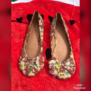 Bakers Butterfly 🦋 Print Flats
